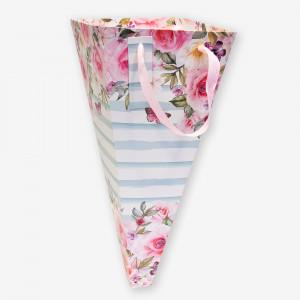Dovanų maišelis gėlėms l. didelis