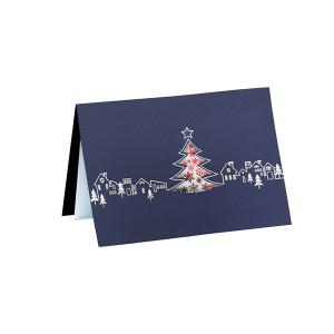 Išskirtinis kalėdinis atvirukas su voku