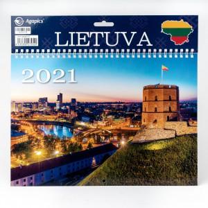 Kalendorius turistinis