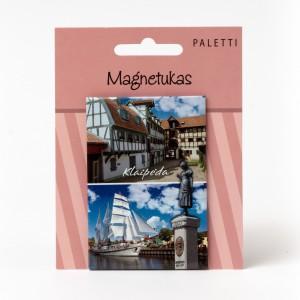 Magnetukas turistinis